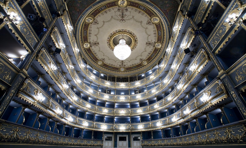 Narodni Divadlo, Estates Theater, Prague